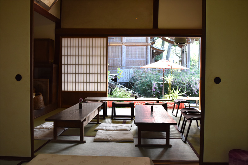 最明寺の本堂