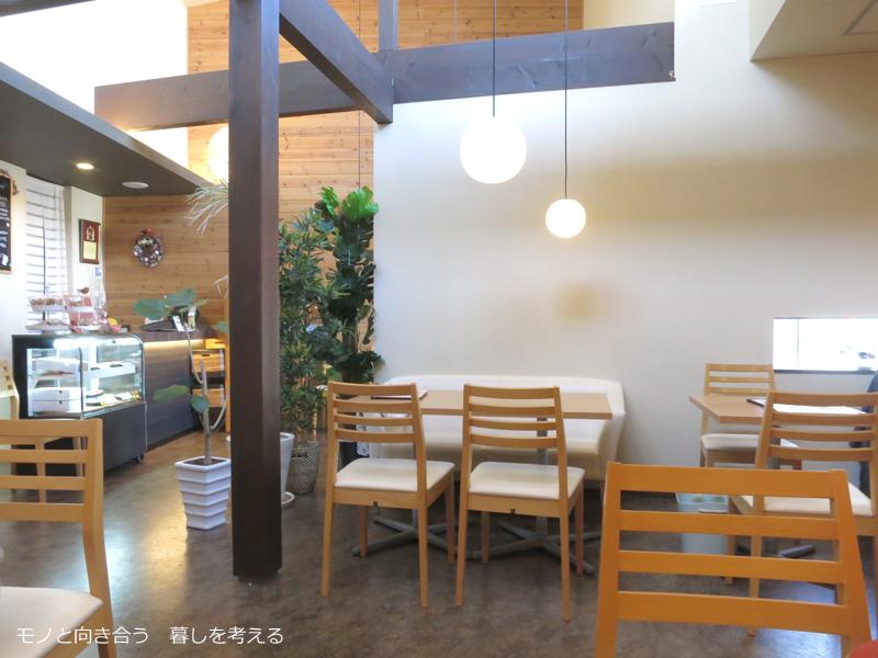カフェ&ごはんsyun2、店内の様子