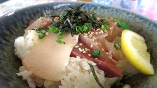 ブリ(ハマチ)養殖発祥の地で食べるハマチ丼。ワーサン亭は安くておいしくて新鮮!|東かがわ市